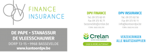 DPV Finance & Insurance Bassevelde
